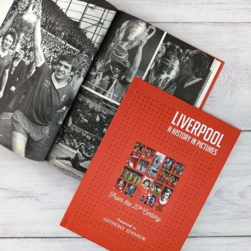 Personalised Liverpool: A History In Pictures